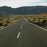 Picture - ShootOutside Film/Photo Location Scout Service Spain Andalusia - Straight Road