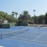 Picture - ShootOutside Film/Photo Location Scout Service Spain Andalusia - Tenniscourt