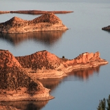 Picture - ShootOutside Film/Photo Location Scout Service Spain Andalusia - Mountain Lake