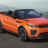 Picture - ShootOutside Studio OneFilm/Photo  Car Platform Spain Andalusia - Range Rover Evoque Convertible