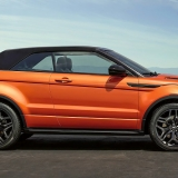 Picture - ShootOutside Studio OneFilm/Photo  Car Platform Spain Andalusia - Range Rover Evoque Convertible
