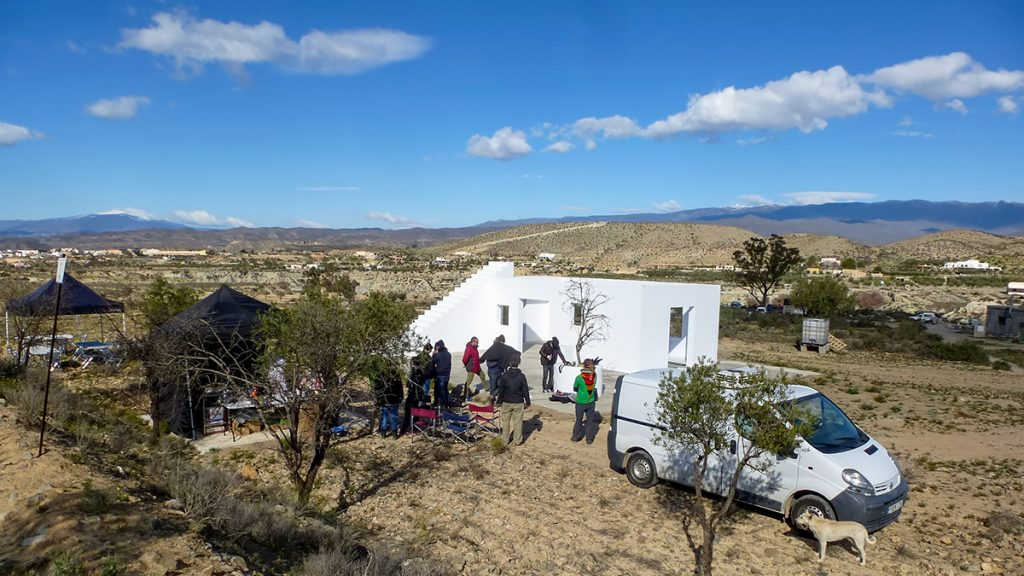Picture - ShootOutside Studio Two Outdoor Film/Photo Fashion/Editorial Spain Andalusia  - Mango/Crew