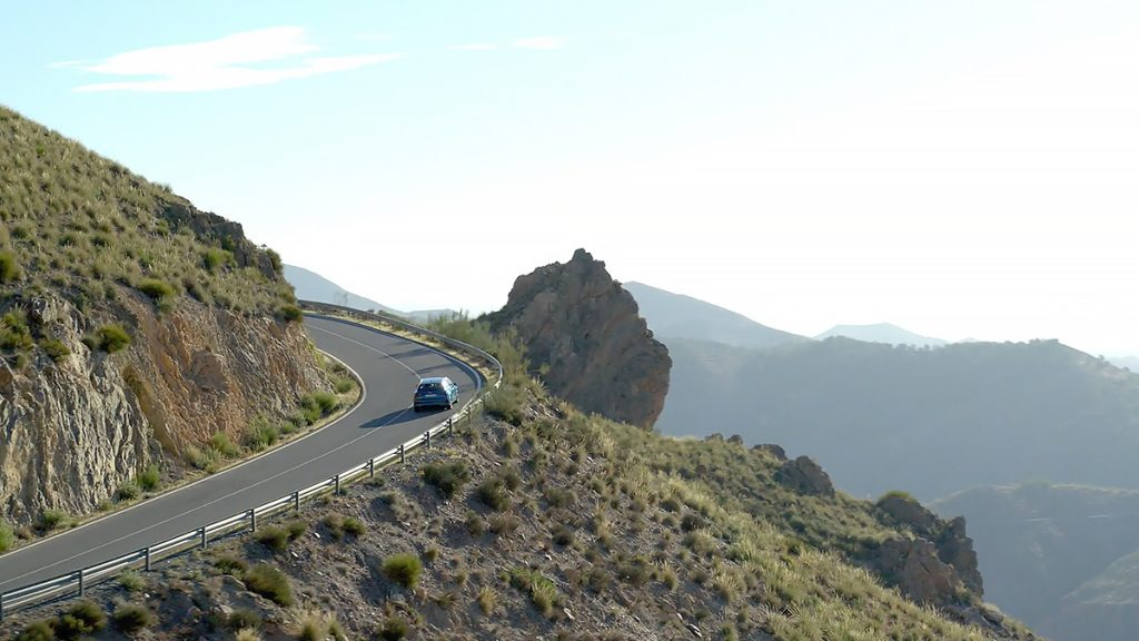 Picture - ShootOutside Studio One Film/Photo Andalusia mountain roads - 2020 Audi A3